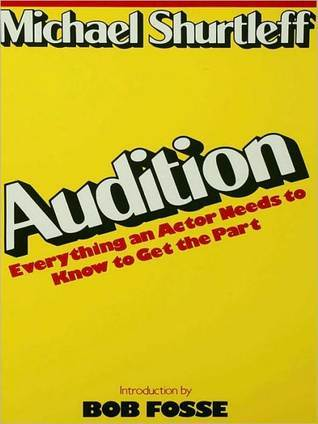 Find Audition iBook by Michael Shurtleff