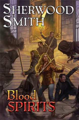 Blood Spirits by Sherwood Smith