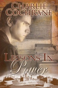 Lessons in Power by Charlie Cochrane