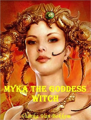 Myka the Goddess Witch: Zeus Secret