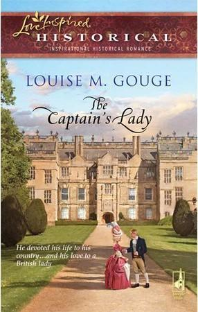 The Captain's Lady (Love Inspired Historical)