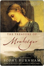 The Treasure of Montségur by Sophy Burnham