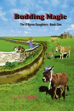 Budding Magic (The O'Byrne Daughters, #1)