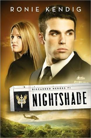 Nightshade (Discarded Heroes #1)