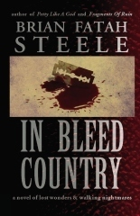 In Bleed Country by Brian Fatah Steele