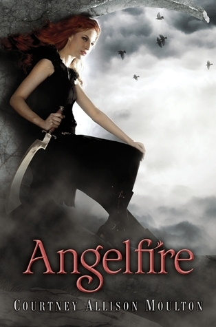 Angelfire by Courtney Allison Moulton