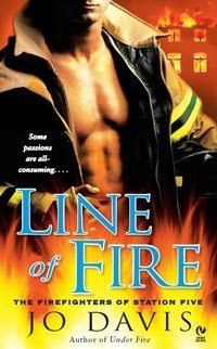 Line of Fire by Jo Davis