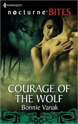 Courage of the Wolf Draicon Werewolves 8