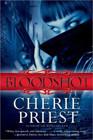 Bloodshot (Cheshire Red Reports #1)