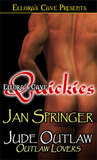 Jude Outlaw (Outlaw Lovers, #1)