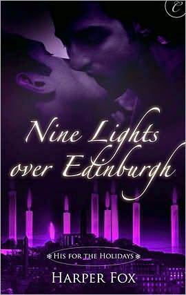 Nine Lights Over Edinburgh
