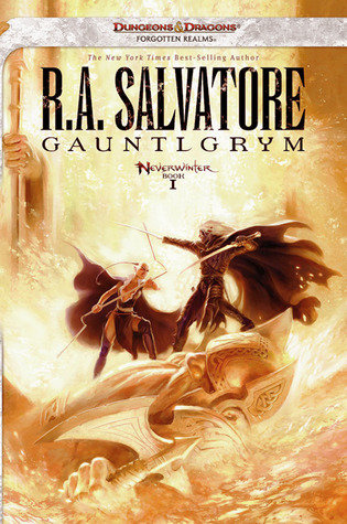 Gauntlgrym (Forgotten Realms: Neverwinter, #1; Legend of Drizzt, #20)