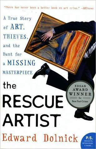 The Rescue Artist by Edward Dolnick