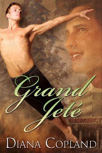 Grand Jeté by Diana Copland