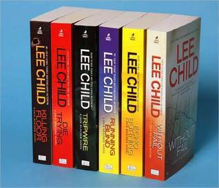 Lee Child's Jack Reacher Books 1-6: With Prose Translations (Jack Reacher, #1-6)