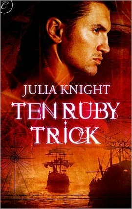 Ten Ruby Trick (Pirates of Estovan #1)