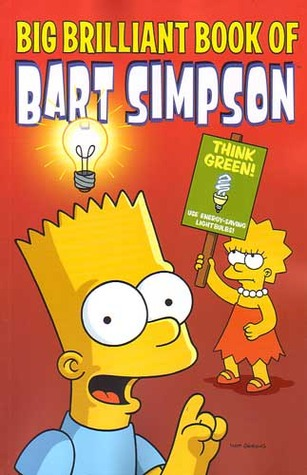 Bart Simpson: Big Brilliant Book of Bart Simpson