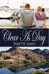 Clear As Day by Babette James