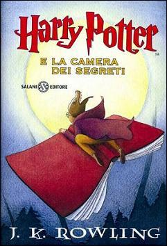 Harry Potter e la Camera dei Segreti by J.K. Rowling