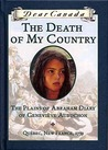 The Death of My Country: The Plains of Abraham Diary of Geneviève Aubuchon (Cher Journal)