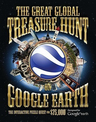 The Great Global Treasure Hunt on Google Earth