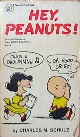 Hey, Peanuts! by Charles M. Schulz