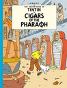 Cigars Of The Pharaoh (Tintin, #4)