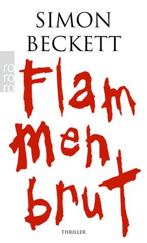 Flammenbrut by Simon Beckett