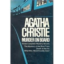 Murder on Board by Agatha Christie