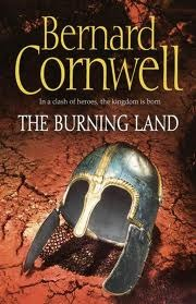 The Burning Land by Bernard Cornwell