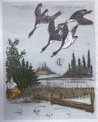 The Wild Geese and Other Russian Fables