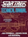 Star Trek The Next Generation by Rick Sternbach