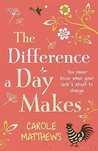 The Difference a Day Makes by Carole Matthews