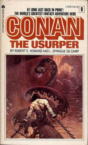 Conan: Conan the Usurper (Book 8)
