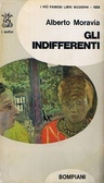 Gli indifferenti by Alberto Moravia