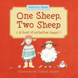 One Sheep, Two Sheep by Patricia Byers