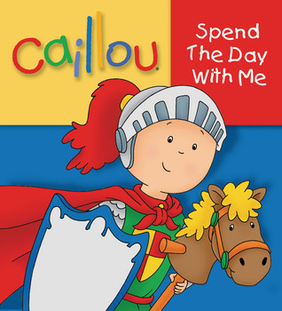 Caillou by Christine L'Heureux