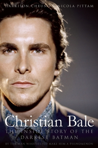 Christian Bale by Harrison Cheung