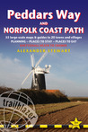 Peddars Way & Norfolk Coast Path: British Walking Guide: planning, places to stay, places to eat; includes 60 large-scale walking maps