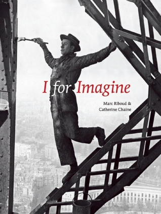 I for Imagine by Marc Riboud