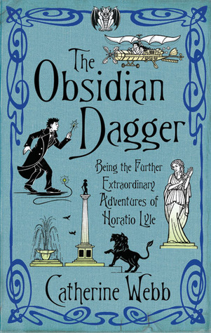 The Obsidian Dagger by Catherine Webb