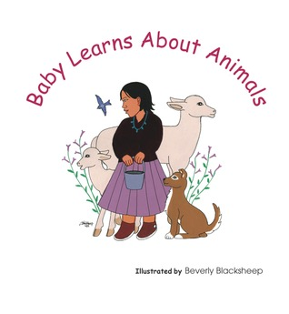 Baby Learns about Animals by Beverley Blacksheep