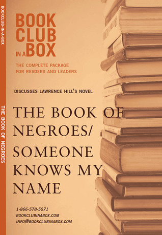 Bookclub-in-a-Box Discusses Someone Knows My Name / The Book ... by Marilyn Herbert