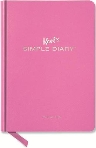 Keel's Simple Diary Vol. II (Pink): The Ladybug Edition