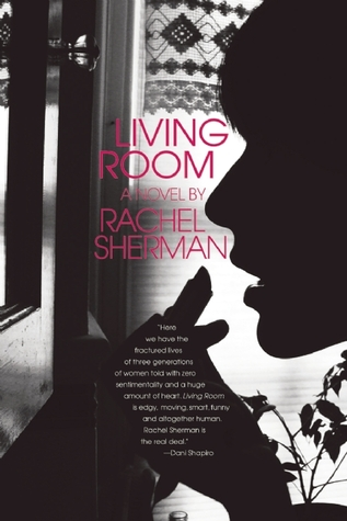 Living Room by Rachel Sherman
