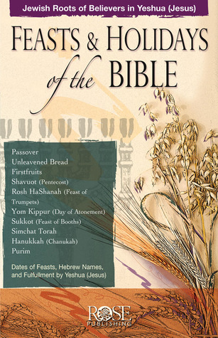 Feasts & Holidays of the Bible Pamphlet by Rose Publishing