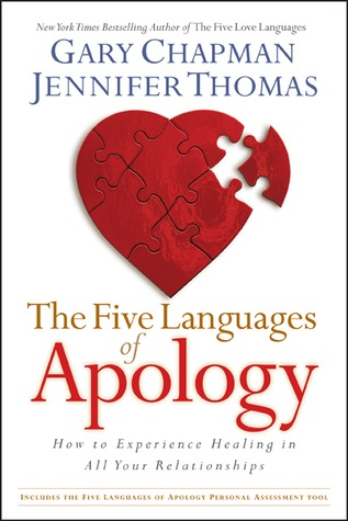 The Five Languages of Apology by Gary Chapman