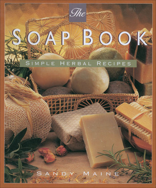 Soap Book by Sandy Maine