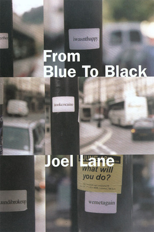 From Blue to Black by Joel Lane