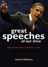 Great Speeches of our Time